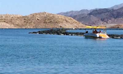 Body found at Lake Mead is identfied as Las Vegas woman