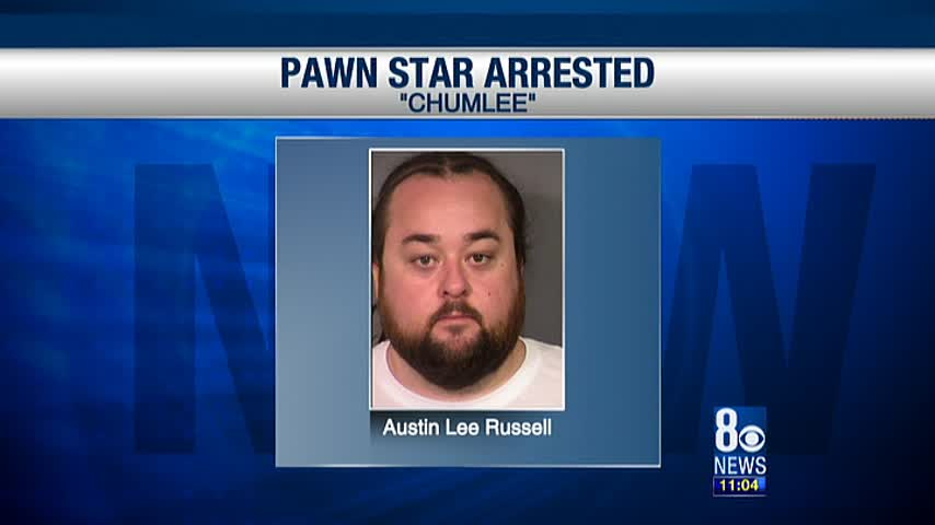Chumlee of -Pawn Stars- arrested following raid_54938520-159532