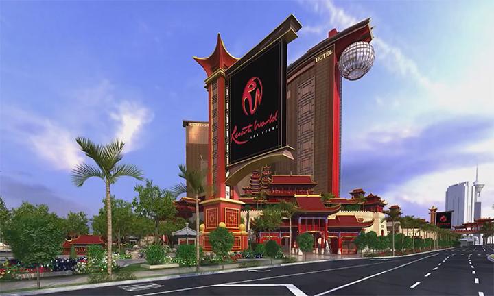 Casino vegas opening