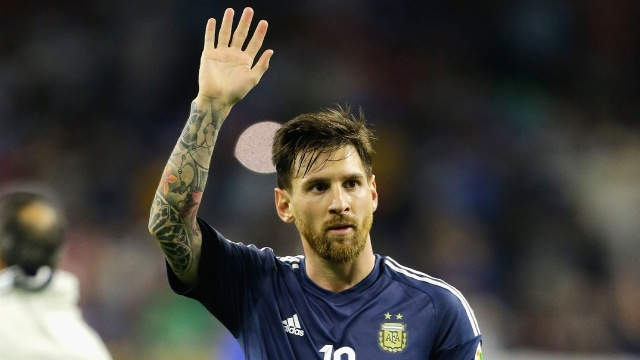 New Cirque du Soleil show inspired by soccer star Lionel Messi