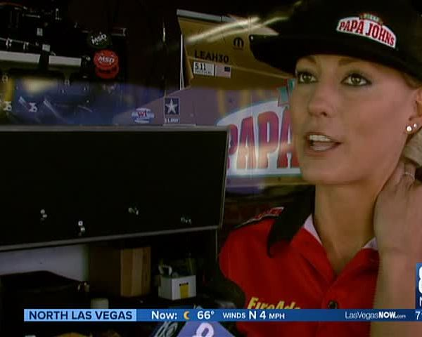 Rising star in NHRA takes over Las Vegas Speedway_02492832