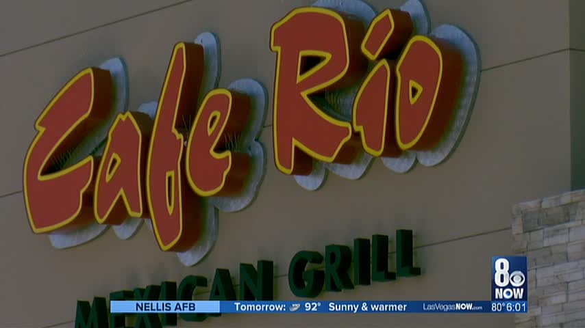 Wife says officer husband was denied service at Cafe Rio_10696560