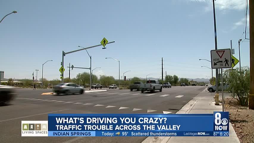 Driving You Crazy: Pedestrian upgrades at Boulder Highway