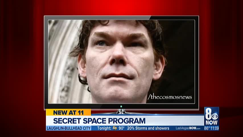 I-Team: Hacker says U S  military has secret space program besides NASA