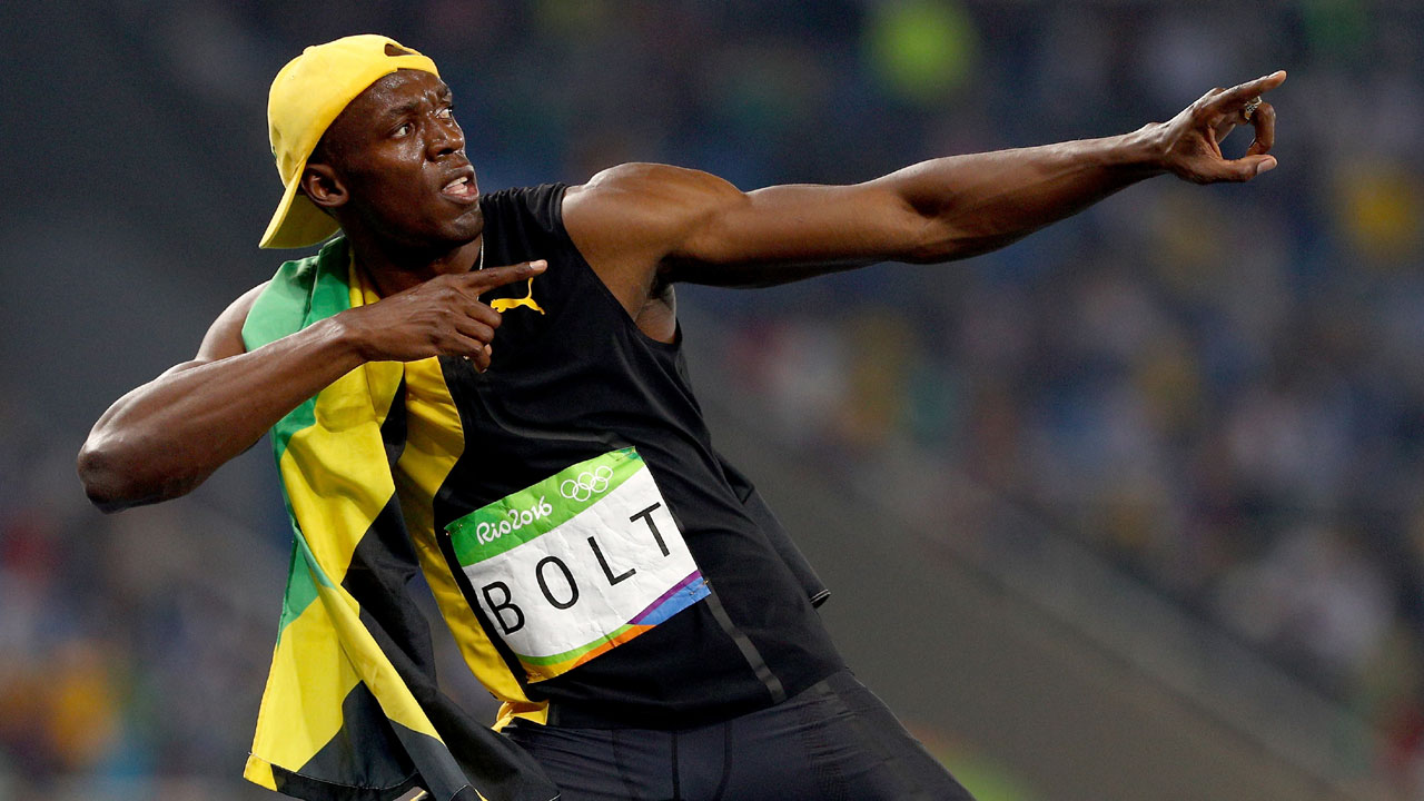 Usain Bolt finishes 3rd in his final individual race at a ...