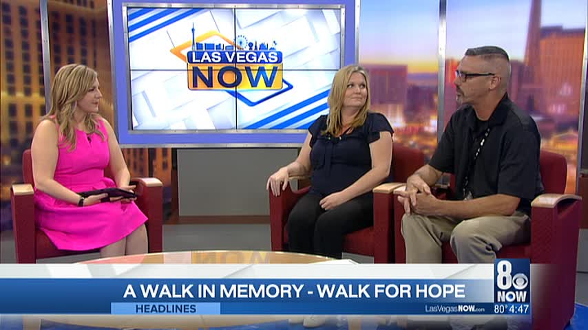 A Walk in Memory - Walk for Hope to remember those we lost