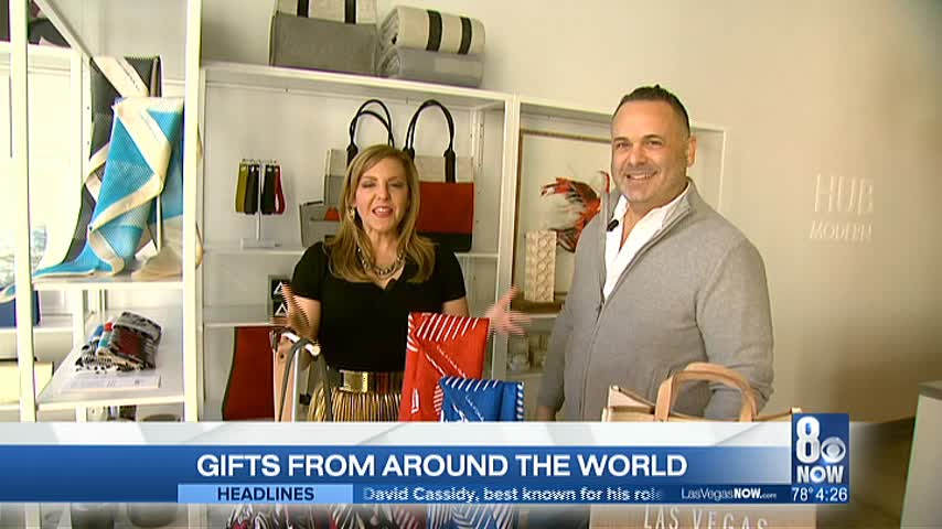 Courtney visits Hub Modern Home + Gift at Tivoli Village