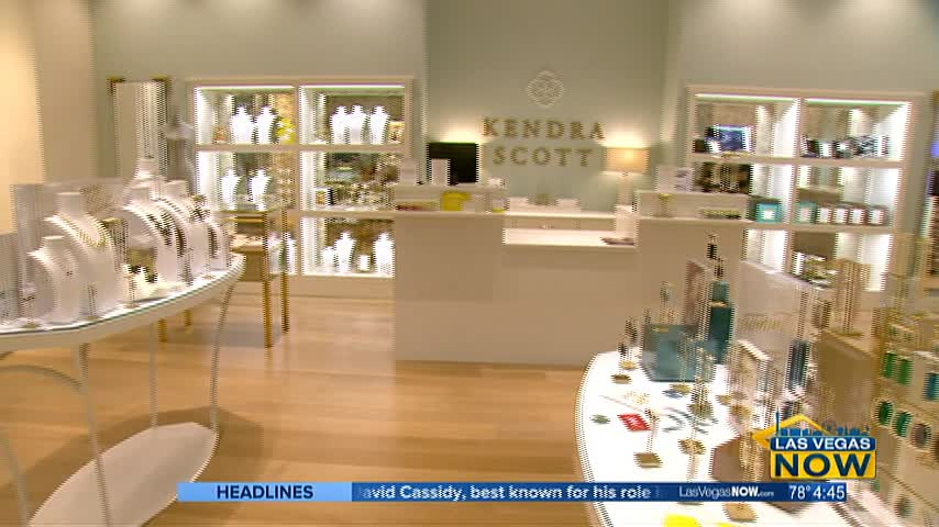 Kendra Scott at Fashion Show Mall has it all