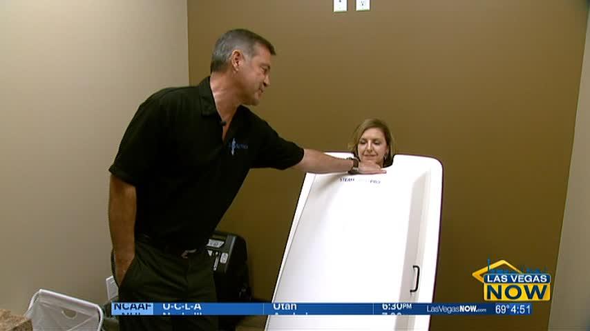 Biometrix is a full service health & wellness center