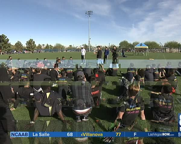 Local hopefuls try out for new pro soccer team
