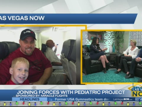 Miracle Flights is joining forces with Pediatric Project
