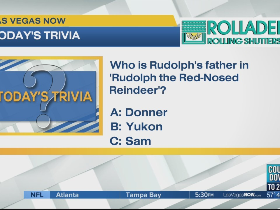 Who is Rudolph's father?