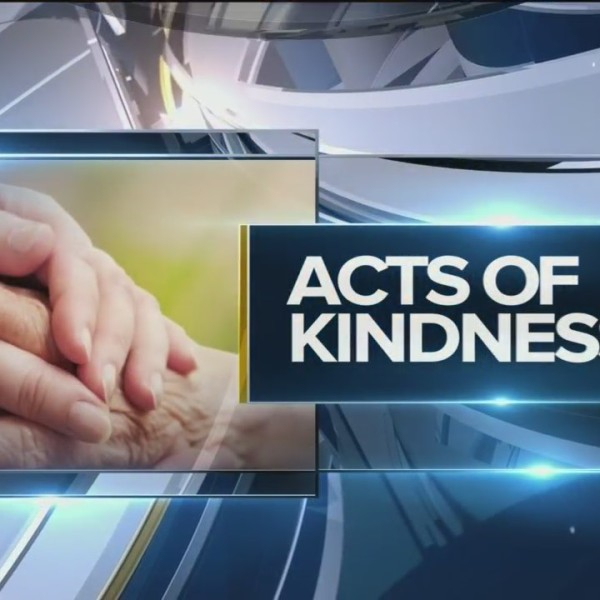 Acts of Kindness is back for another years of amazing recipients