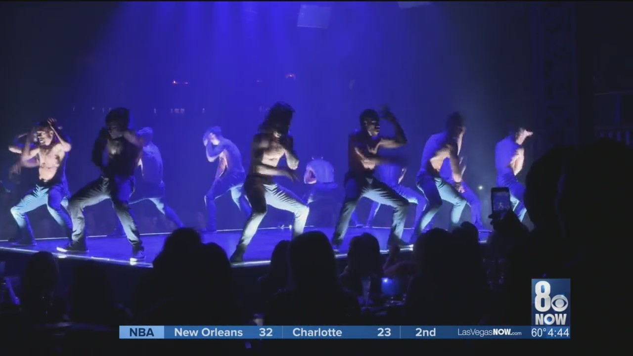 Magic Mike Live is a great option for parties