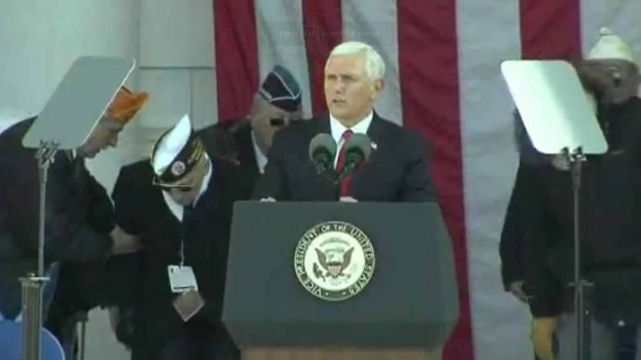Mike Pence Arlington National Cemetery Veterans Day event_1510424116054-159532.jpg01141359