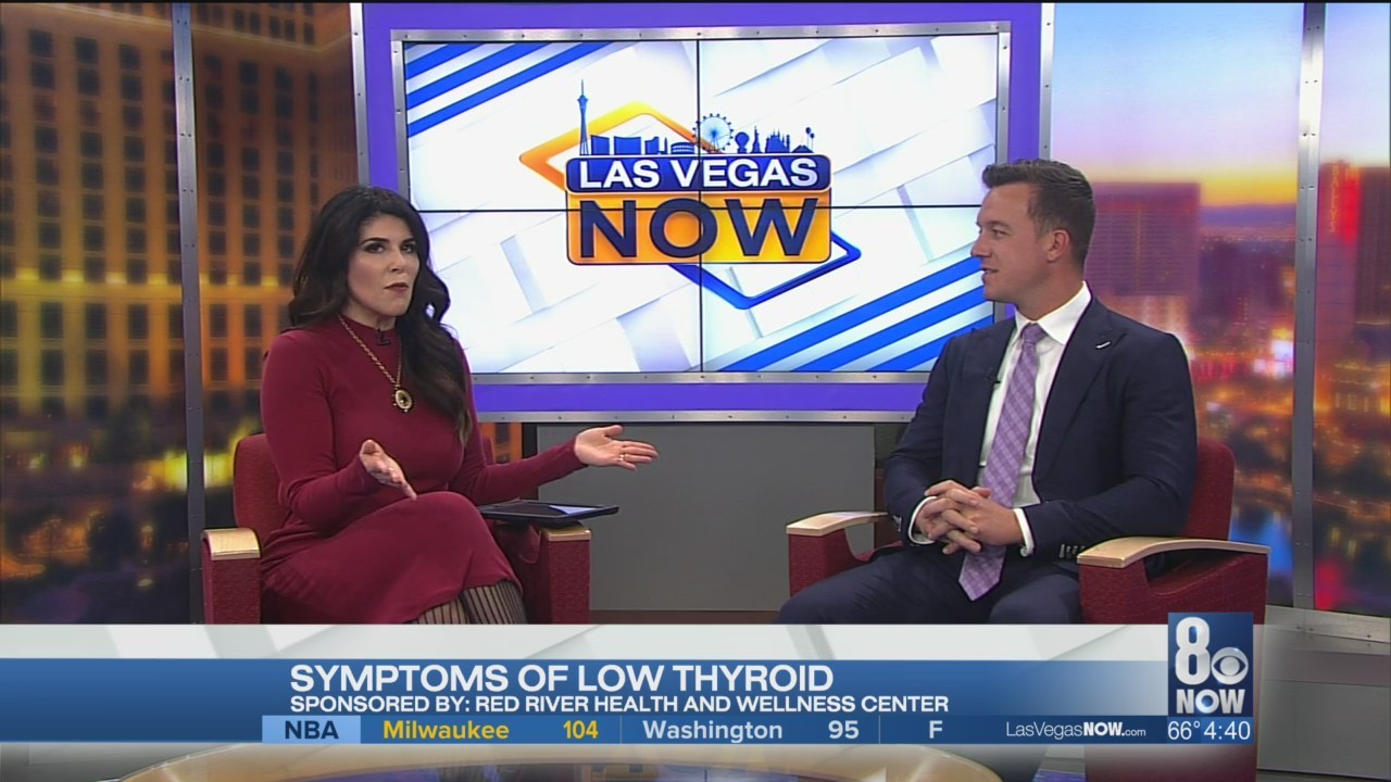 Red River Wellness on the symptoms of low thyroid
