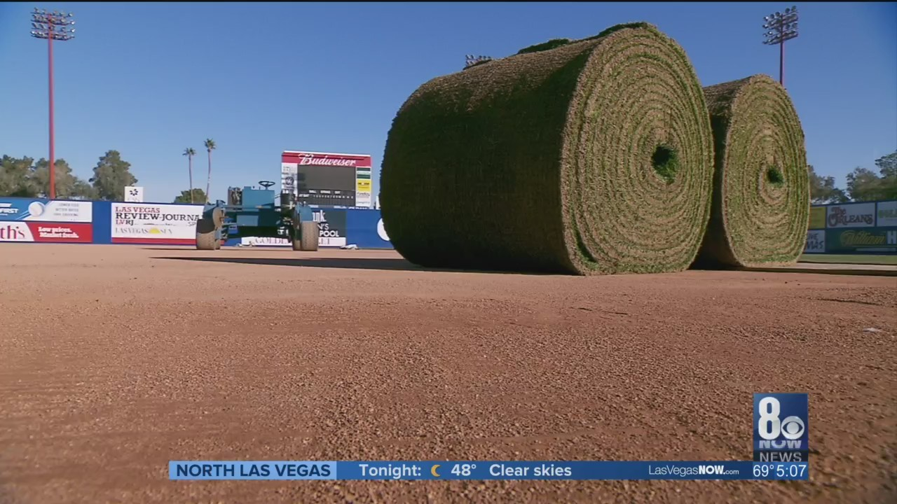Fans getting ready for first Las Vegas Lights match