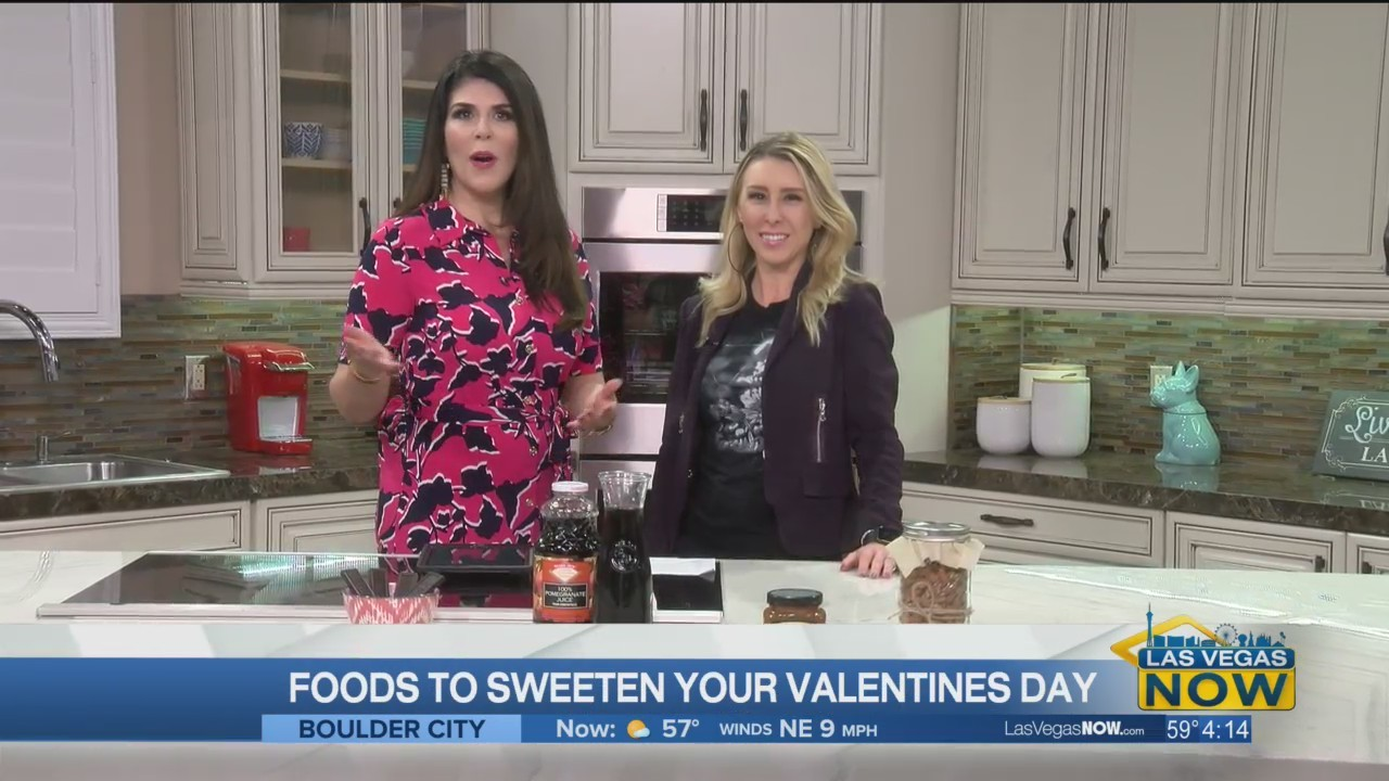 Food to sweeten your Valentine's Day