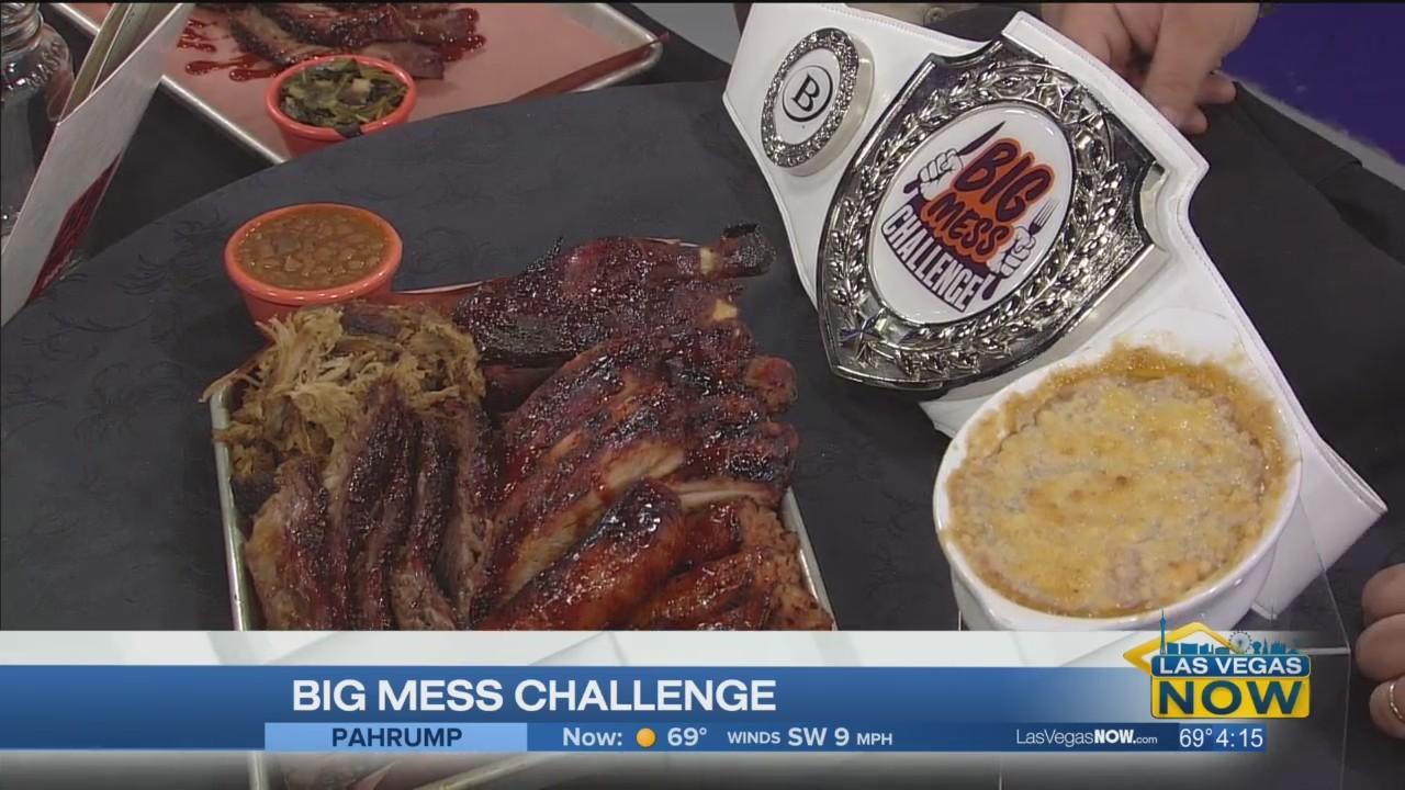 Take The Big Mess Challenge at Sam's Town