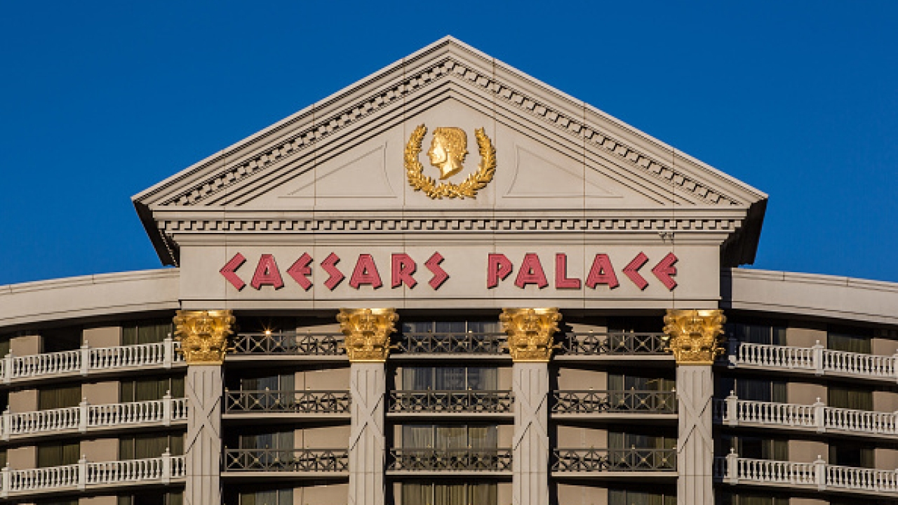 "Caesars Entertainment: Not wearing a mask grounds for ""termination"" - KLAS - 8 News Now"