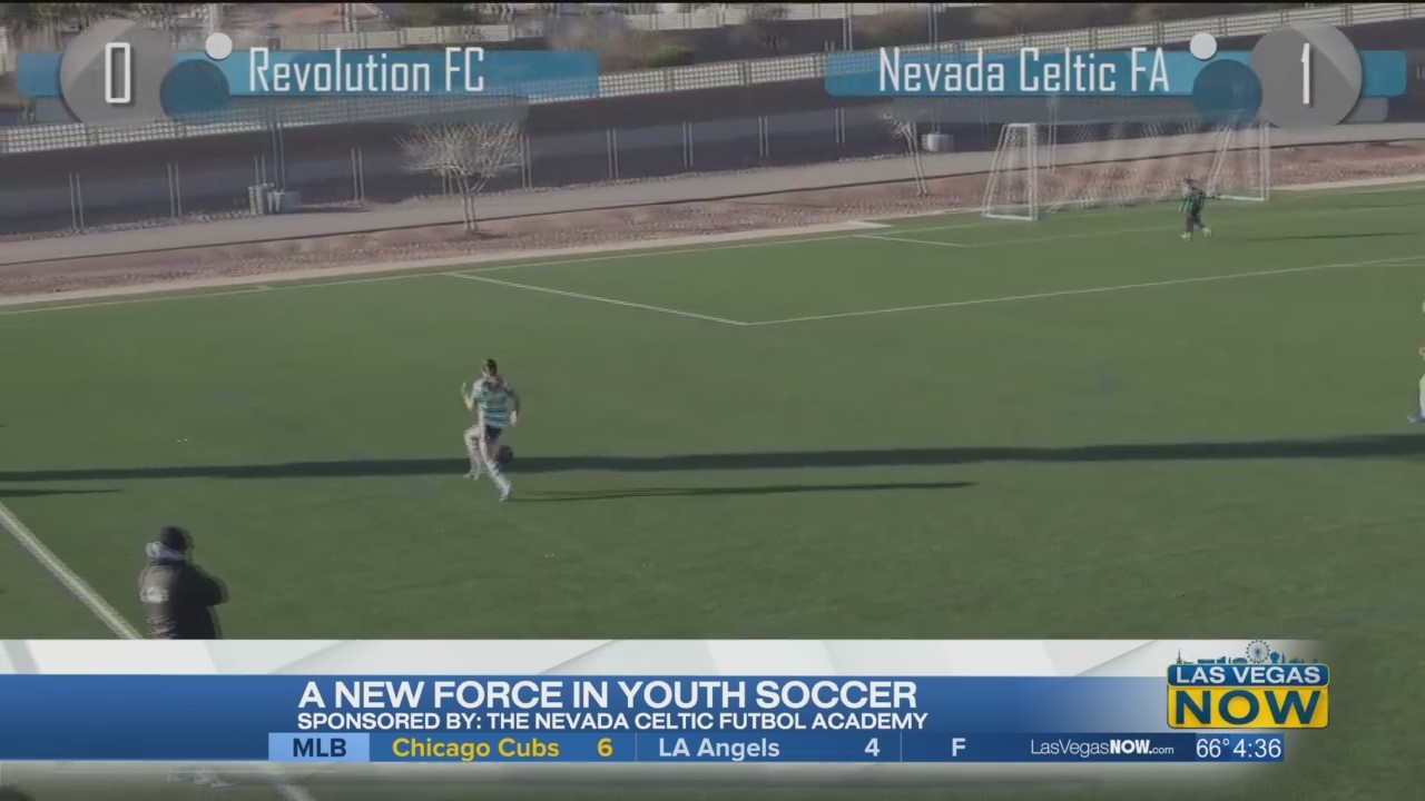 A new force in youth soccer