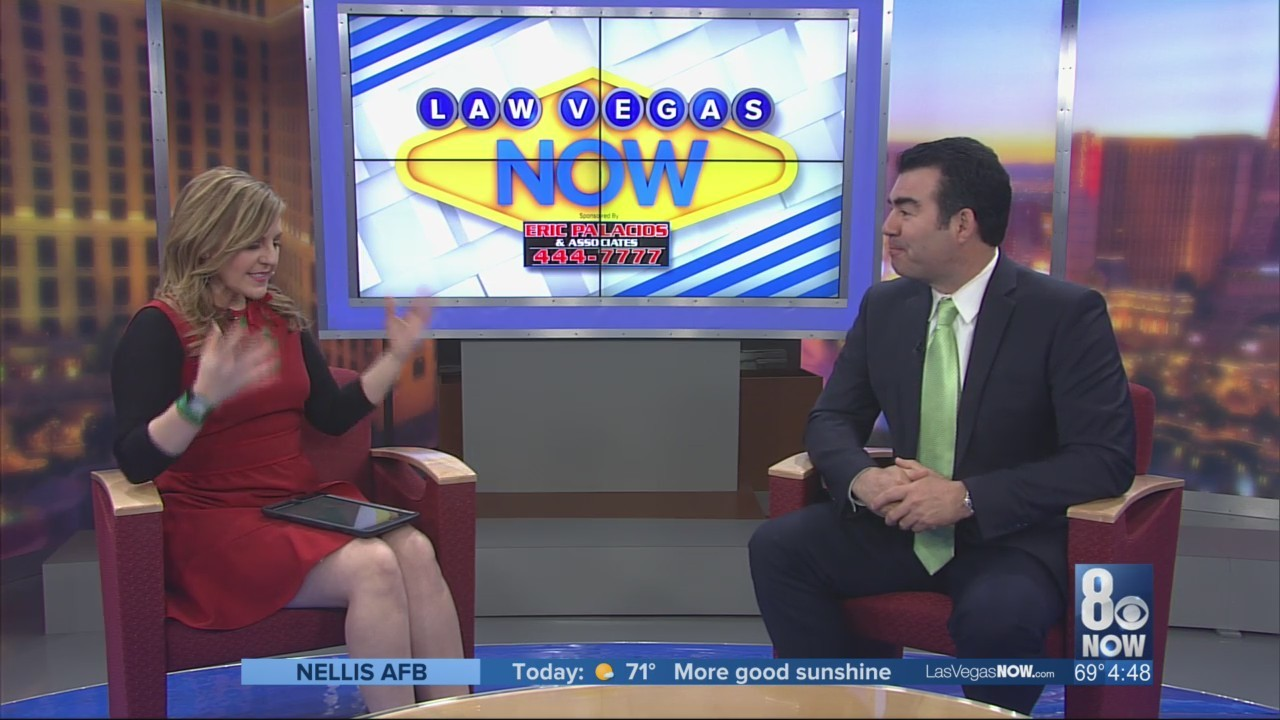 Attorney Eric Palacios discusses domestic violence