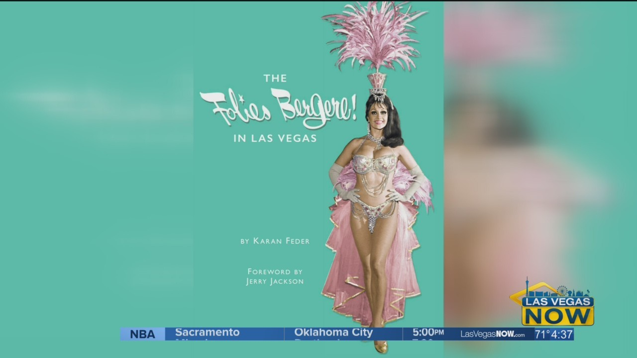 Author Karan Feder discusses her new book on showgirl history