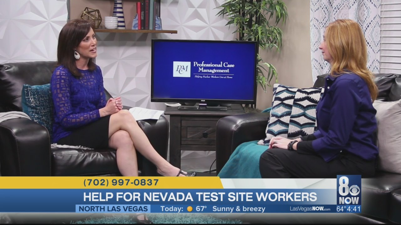 Help for NV test site workers