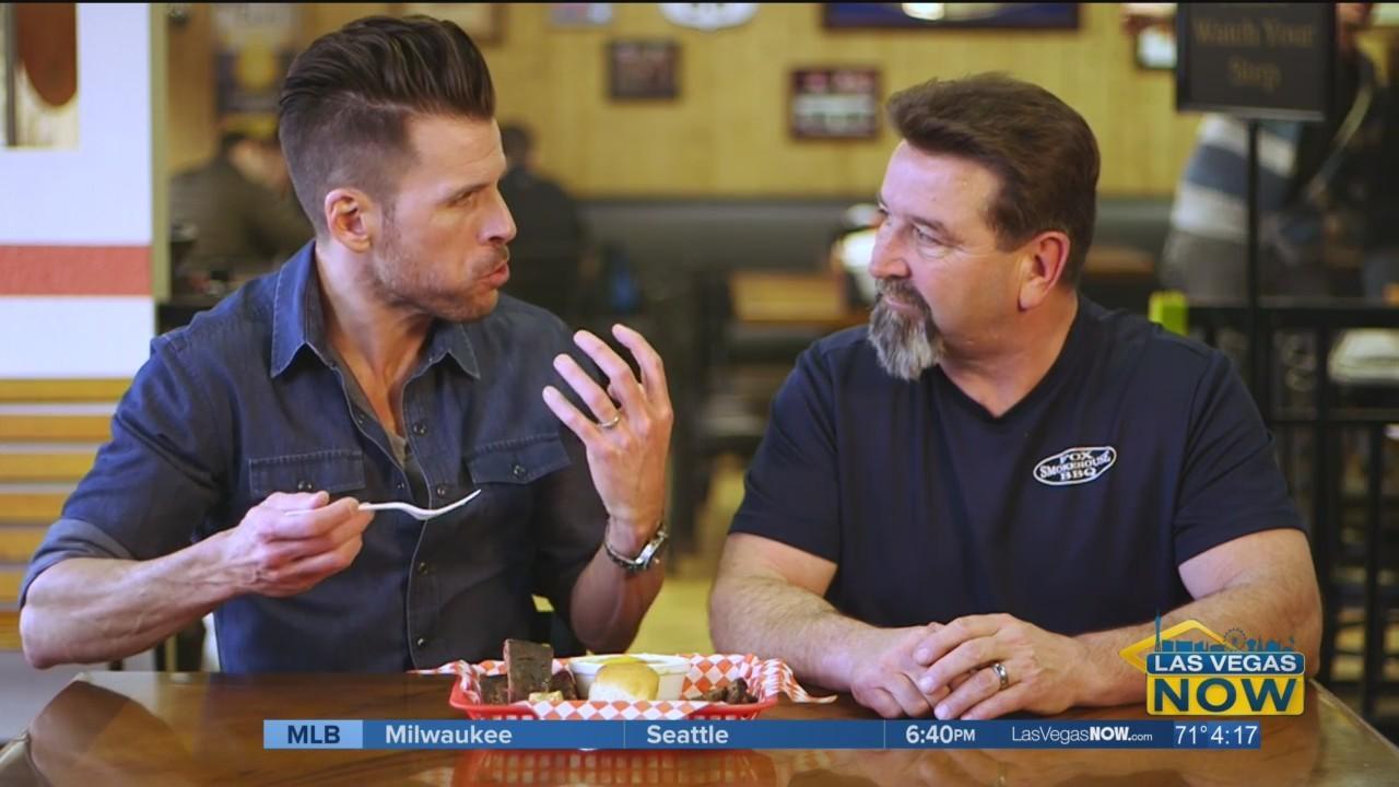 JC pays a visit to Fox Smokehouse