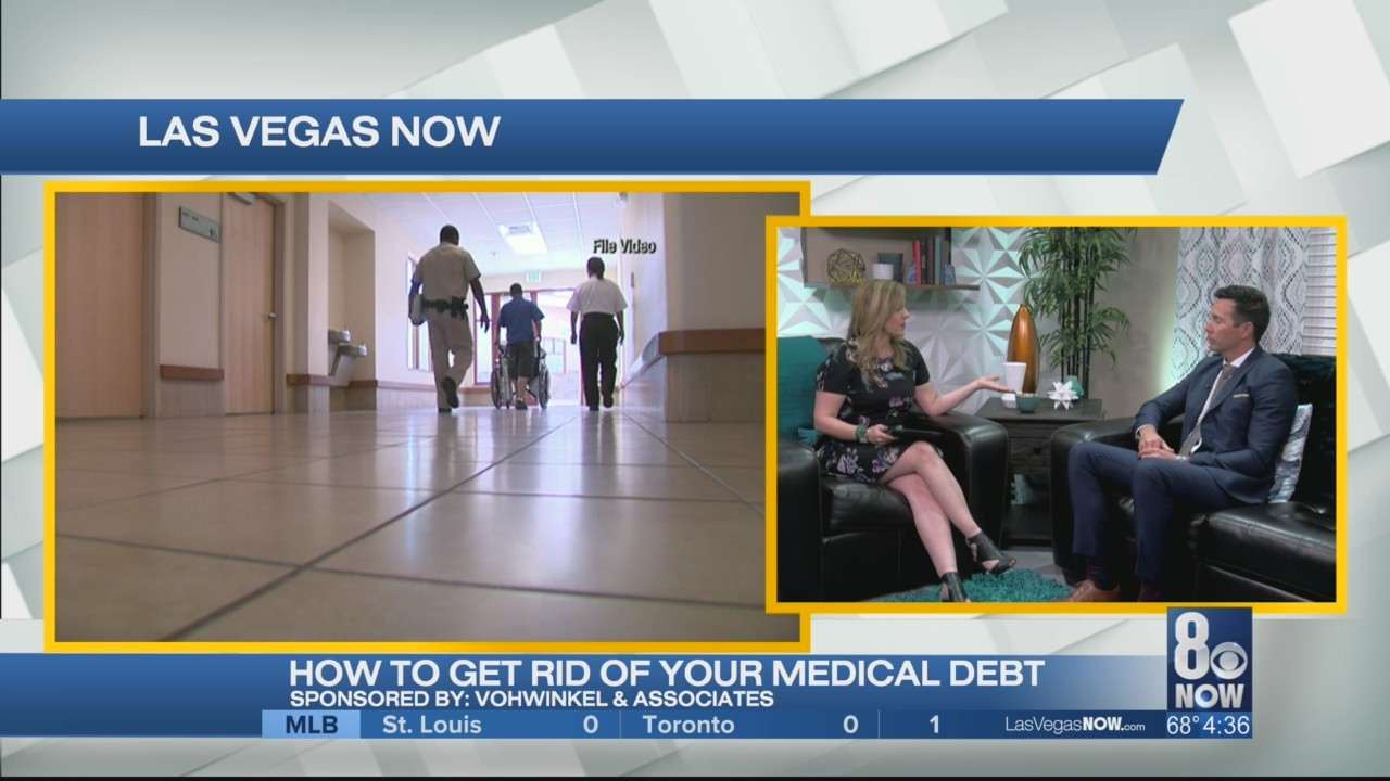 Medical debt kicks you when you're down