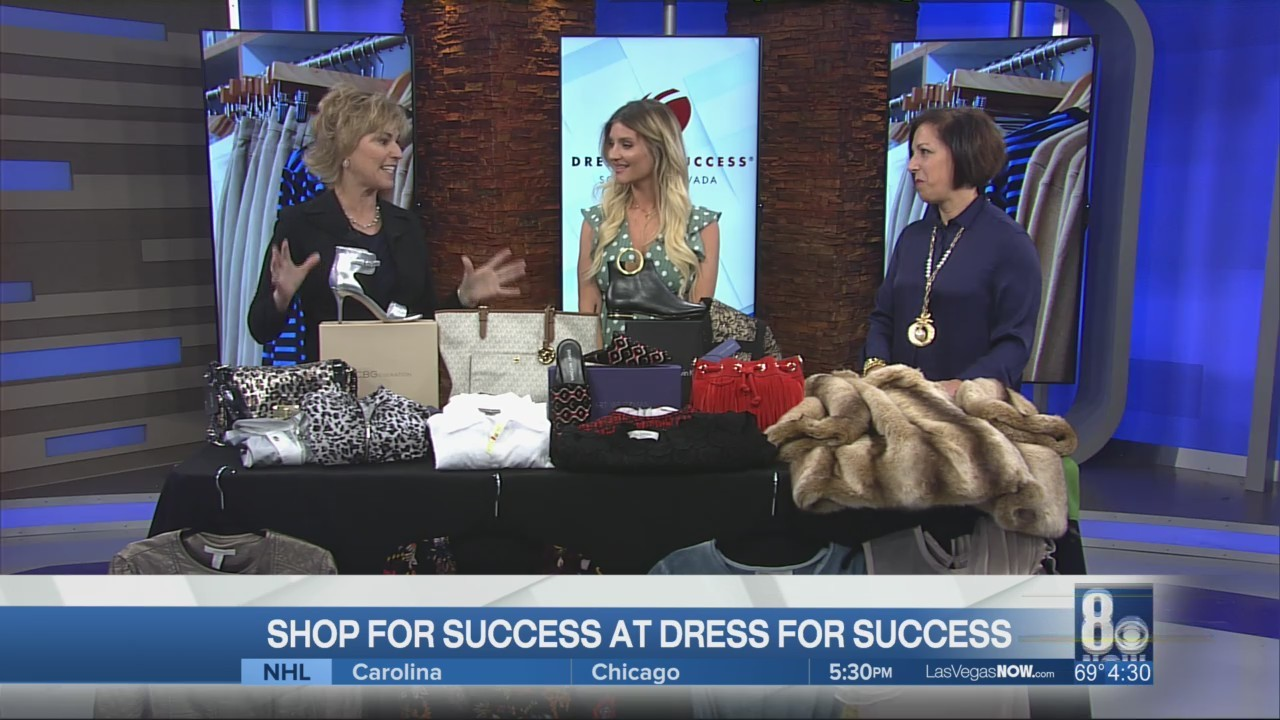 Shop for success at Dress for Success