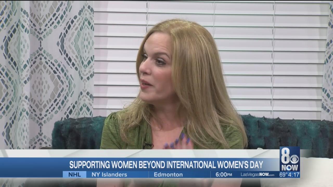 Supporting women beyond International Women's Day