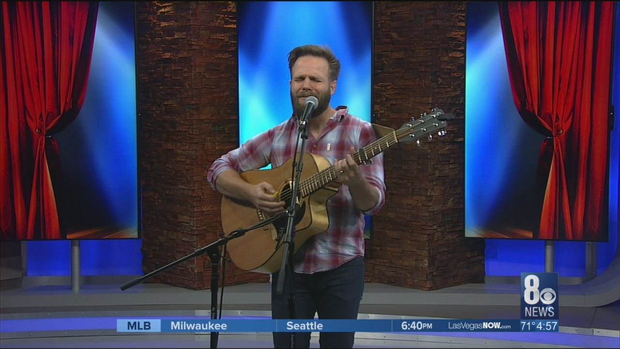 Tom Goss wraps up today's show with a performance