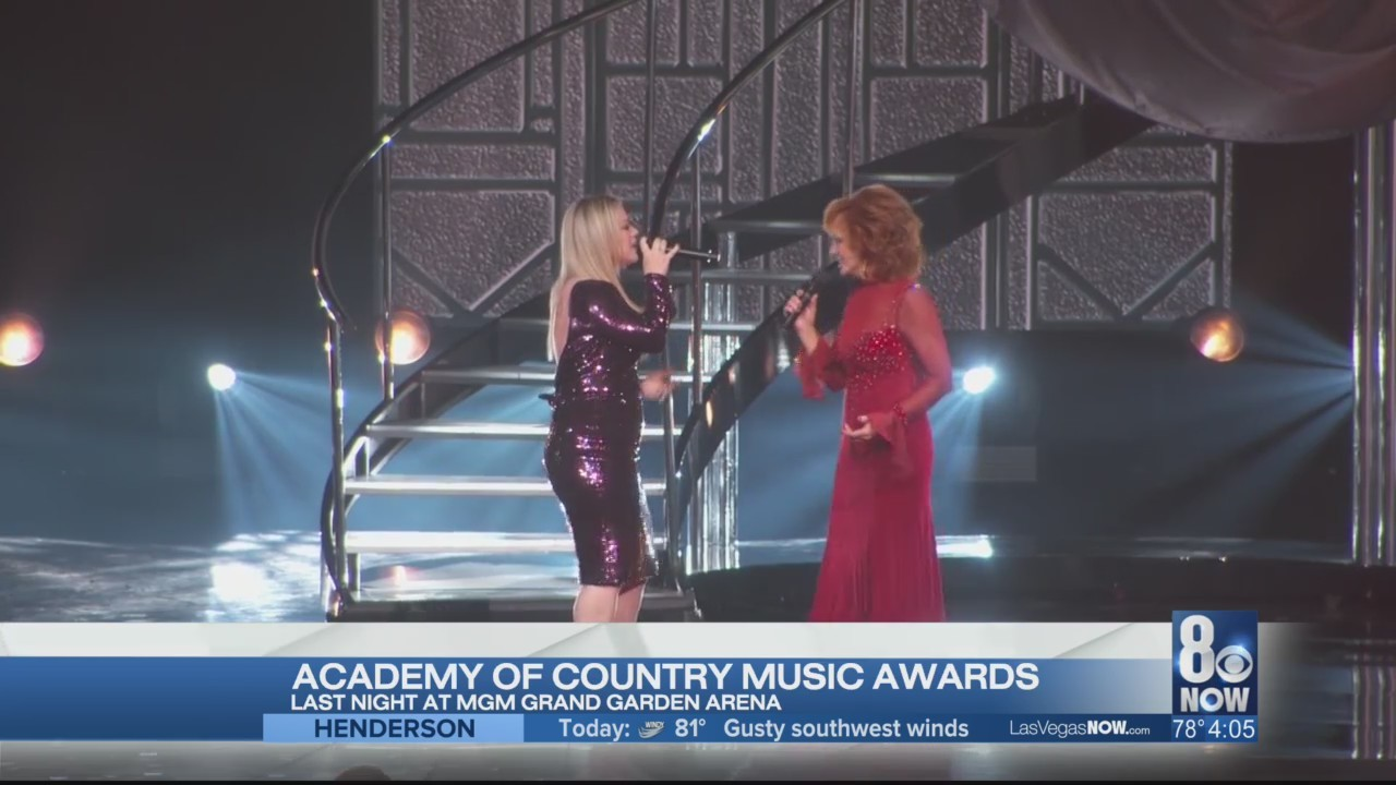 A look back at last night's ACM awards
