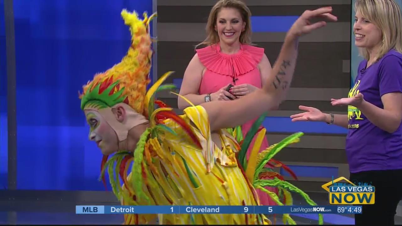 Runaway with Cirque Du Soleil
