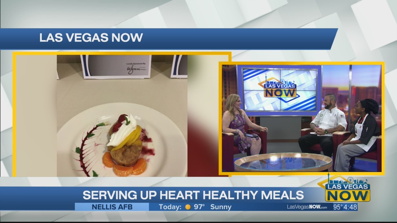 Serving up heart healthy meals