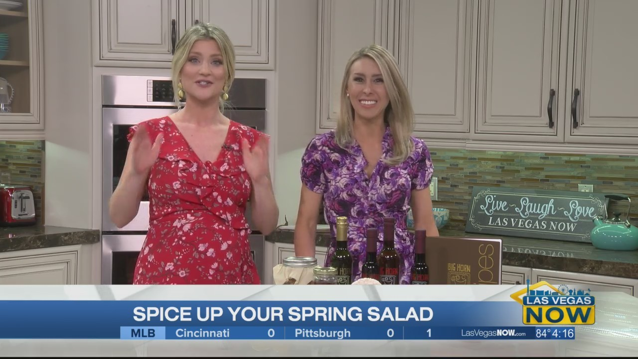 Spice up your spring salad