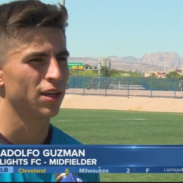 Guzman asserting role on Lights roster