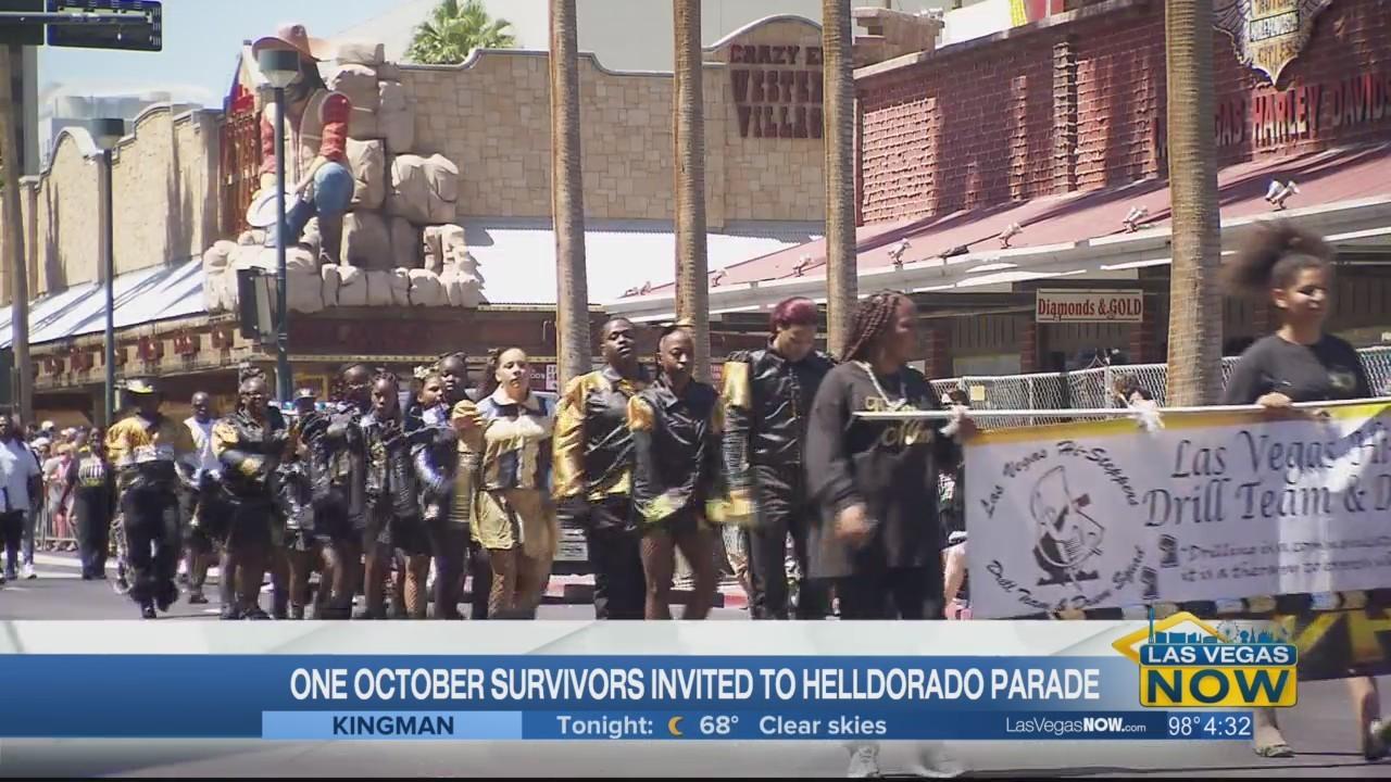 The Helldorado parade returns to Vegas