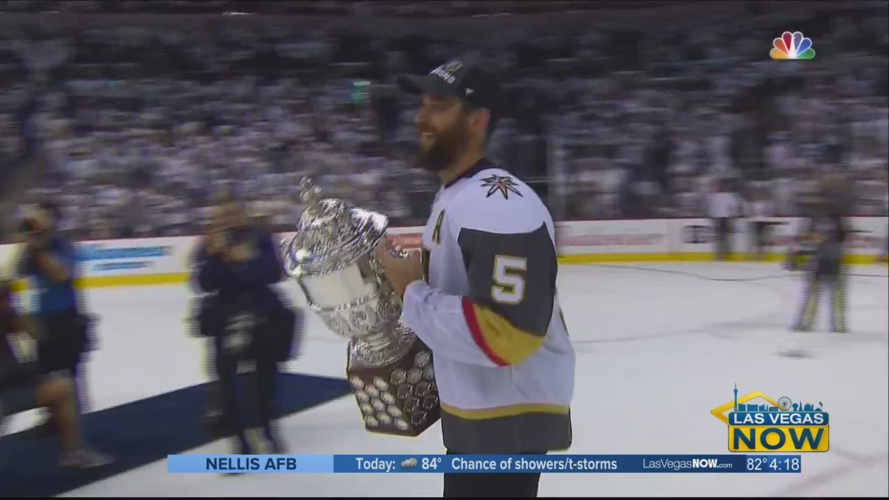The Knights are headed to the Stanley Cup Finals