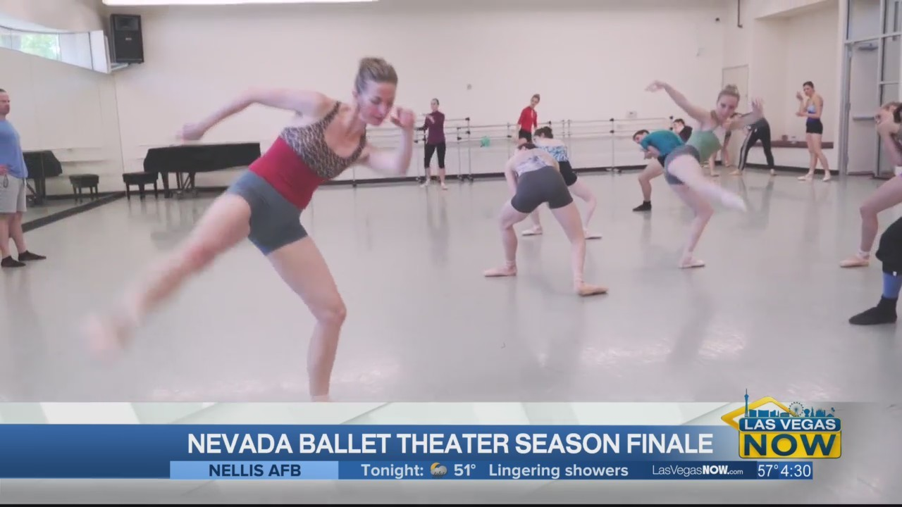 The Nevada Ballet season finale