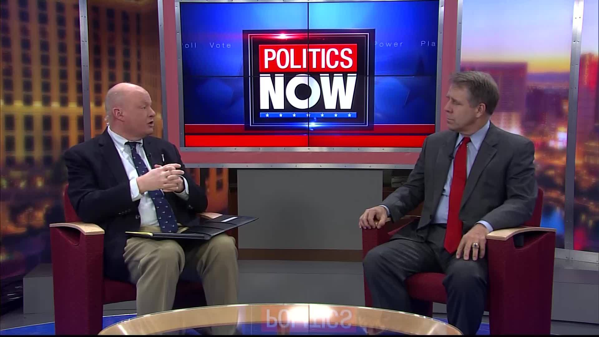WEB EXTRA: Attorney General candidate Craig Muller