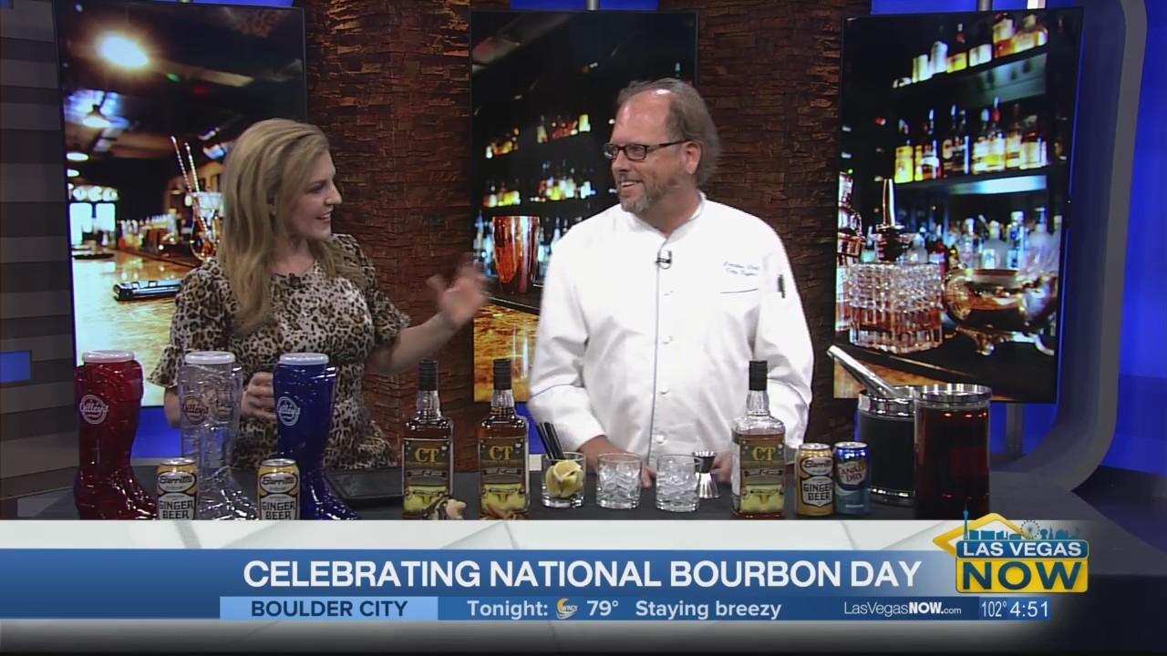 Celebrating National Bourbon Day