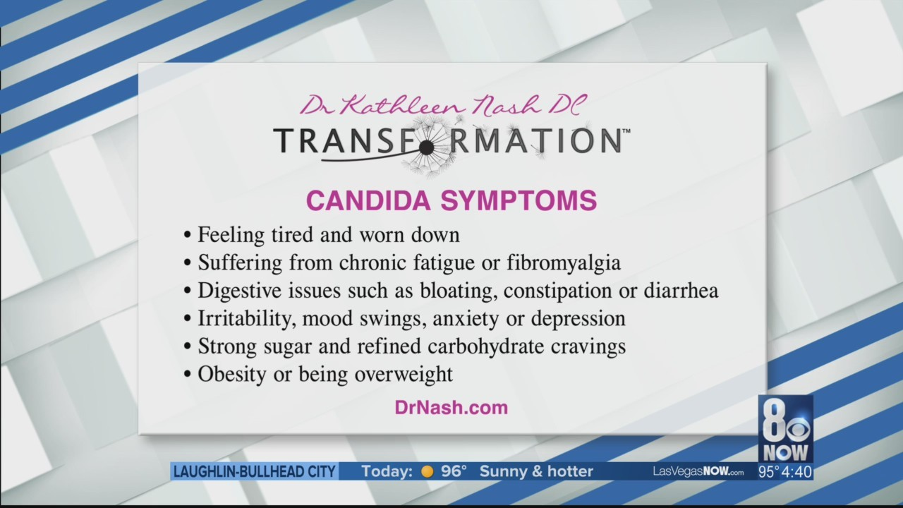 How candida can prevent you from losing weight
