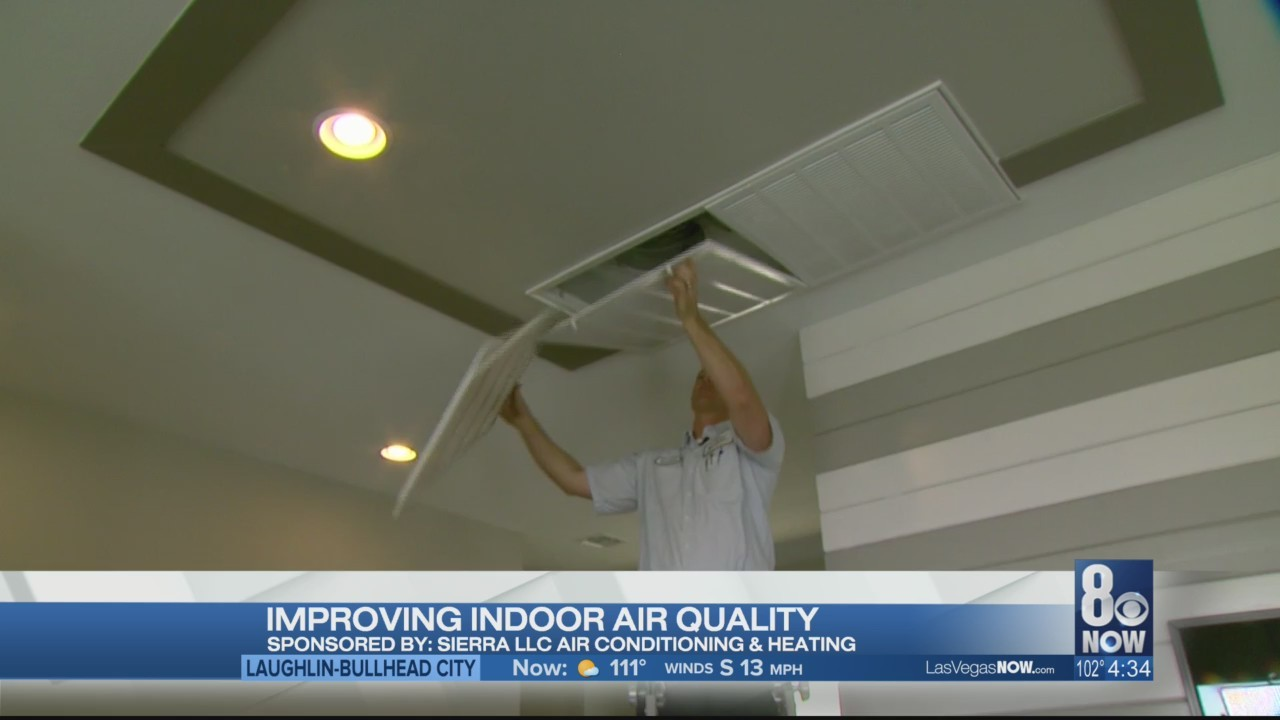 Improving indoor air quality