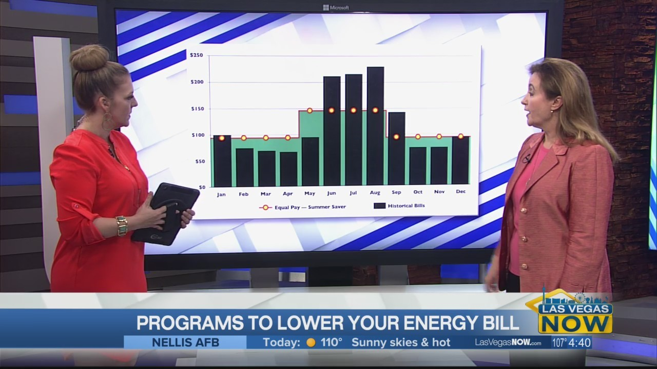 Lower your summer energy bills