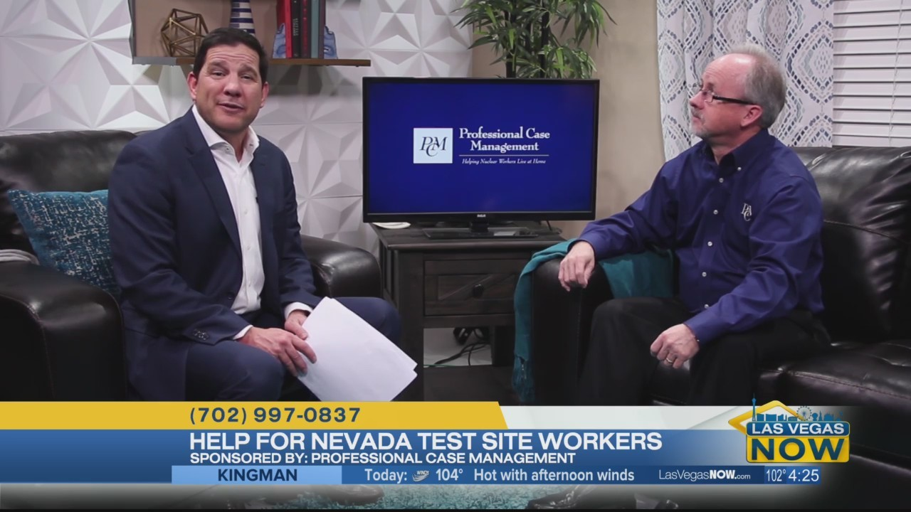 PCM is helping NV test site workers