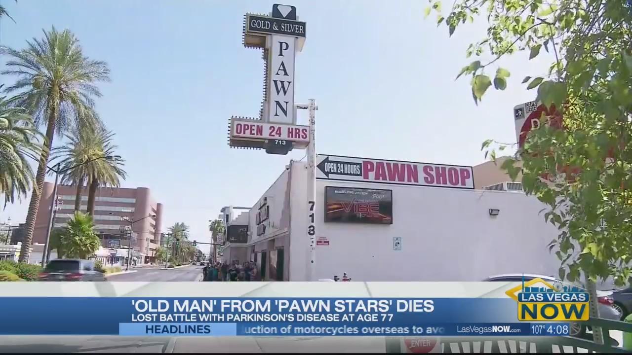 "Richard Harrison from ""Pawn Stars"" passes away"