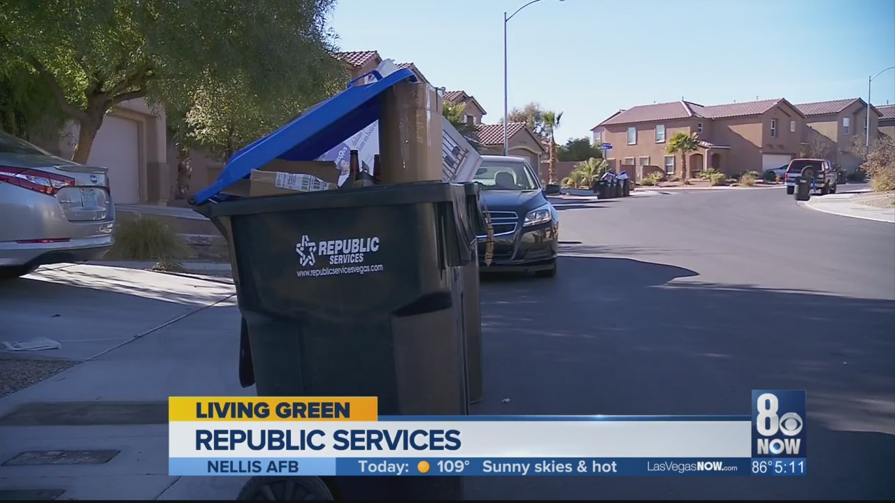 The new recycling system is here to stay