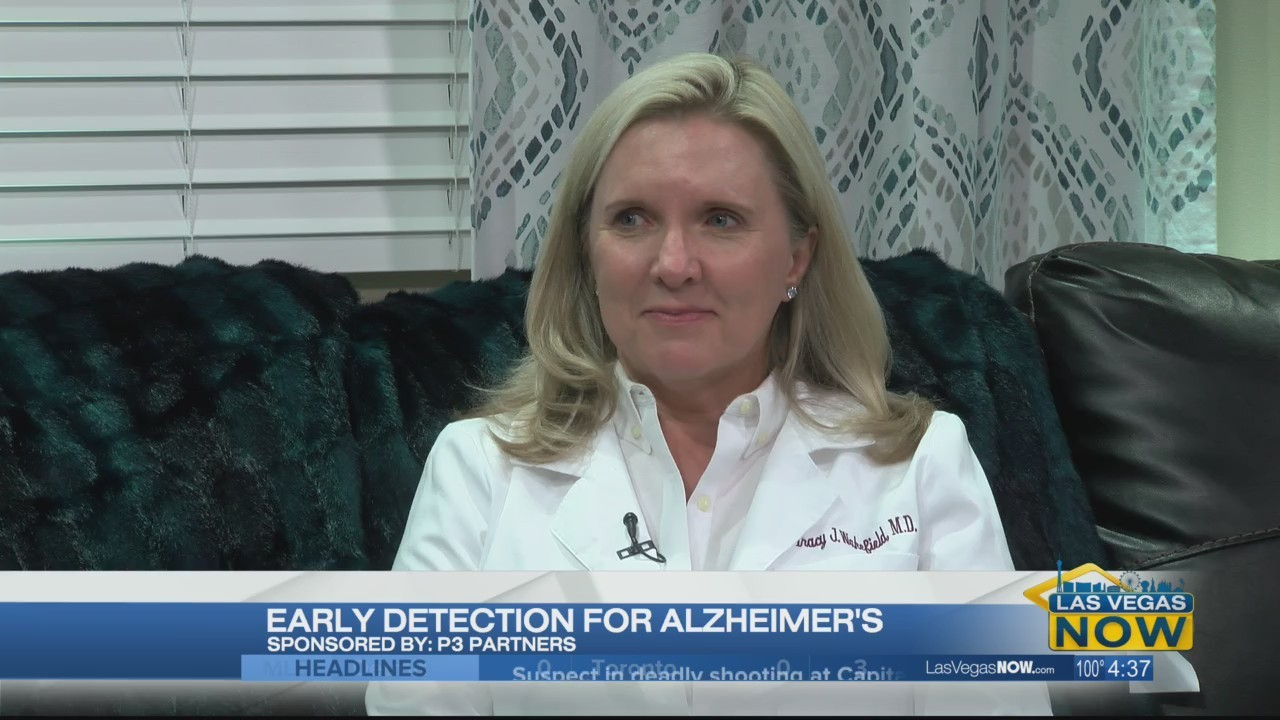 Early detection for Alzheimer's